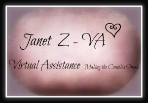 Janet Z. - VA                  Virtual Assistance